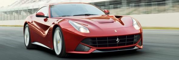 Ferrari MotorShow 2013